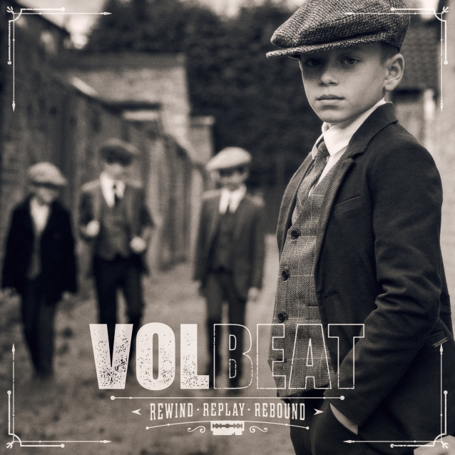 VOLBEAT : les détails du nouvel album Rewind, Replay, Rebound ; clip vidéo de la chanson «Leviathan»