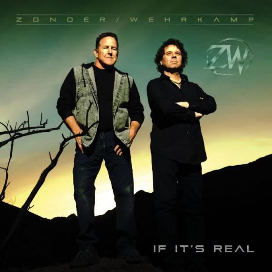 ZONDER/WEHRKAMP (avec des membres et ex-membres de SHADOW GALLERY, FATES WARNING) : les détails du nouvel album If It's Real ; clip vidéo de la chanson «If It's Real»