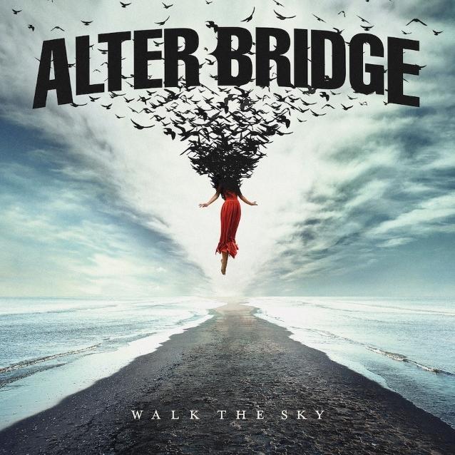 ALTER BRIDGE : les détails du nouvel album Walk The Sky