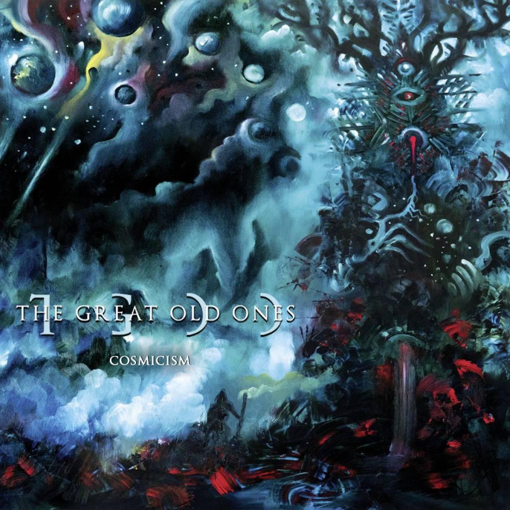 THE GREAT OLD ONES : les premiers détails du nouvel album Cosmicism