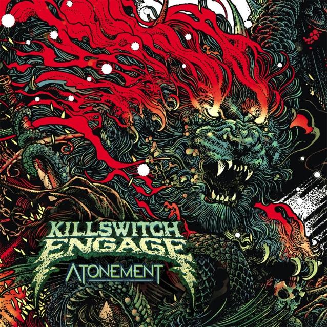 KILLSWITCH ENGAGE dévoile le clip vidéo de la chanson «I Am Broken Too»