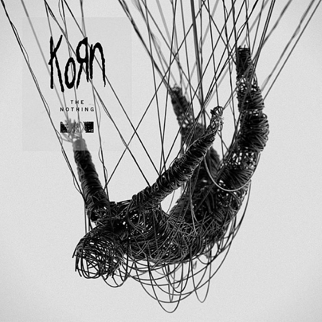 korn the nothing album cover art