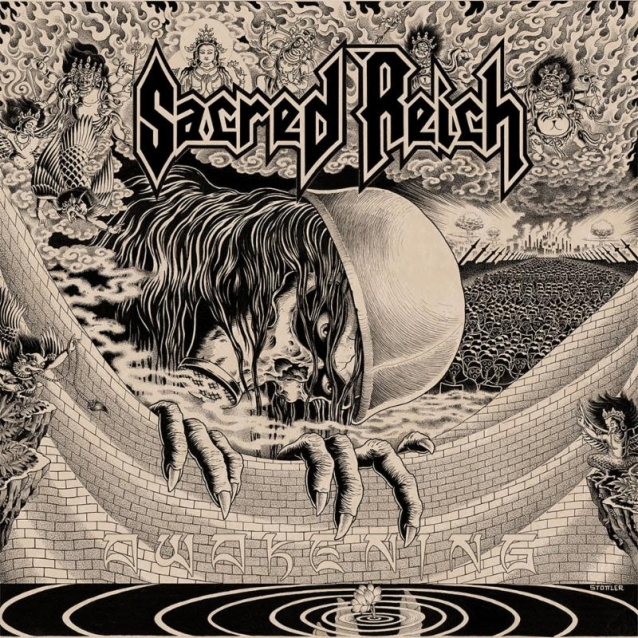 SACRED REICH  Sacredreichawakeningcd
