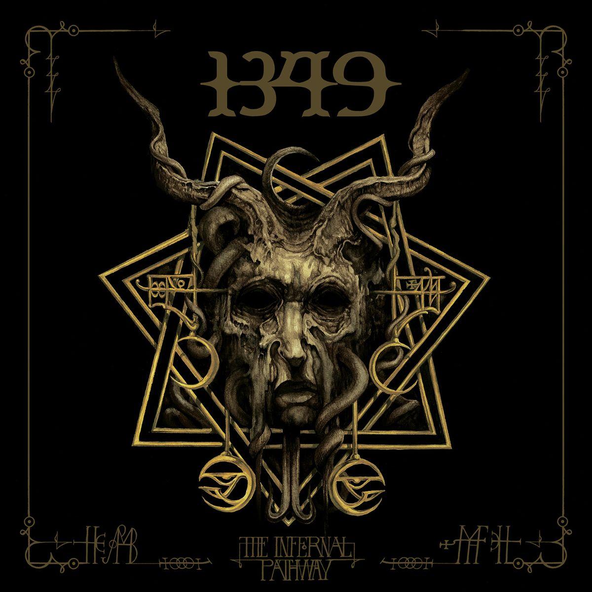 1349 dévoile la nouvelle chanson «Striding The Chasm»