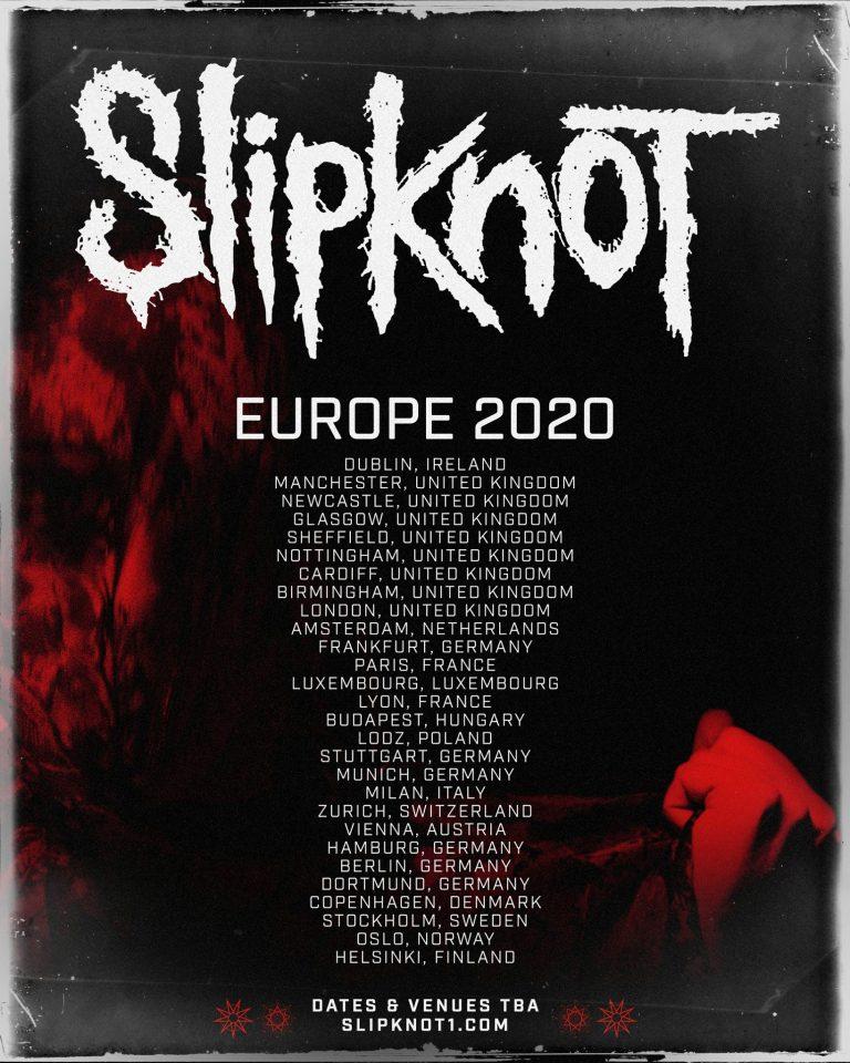 News - Page 2 Slipknot-2020