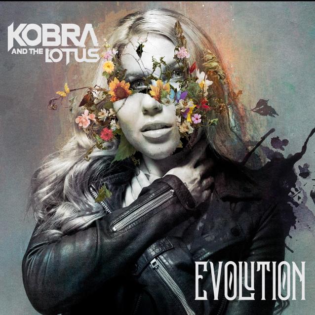 KOBRA AND THE LOTUS Kobraandthelotusevolutioncd