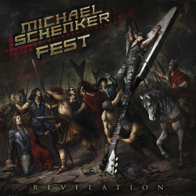 MICHAEL SCHENKER FEST dévoile le clip vidéo de la chanson « Sleeping With The Lights On »
