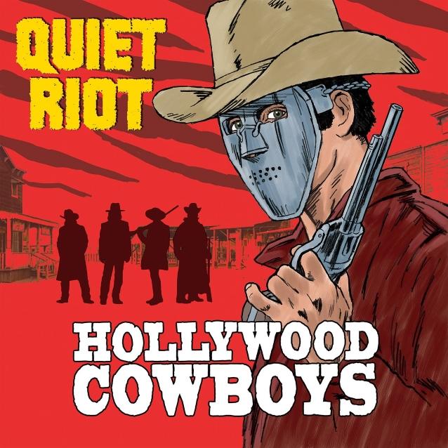 QUIET RIOT  Quietriothollywoodcowboyscd