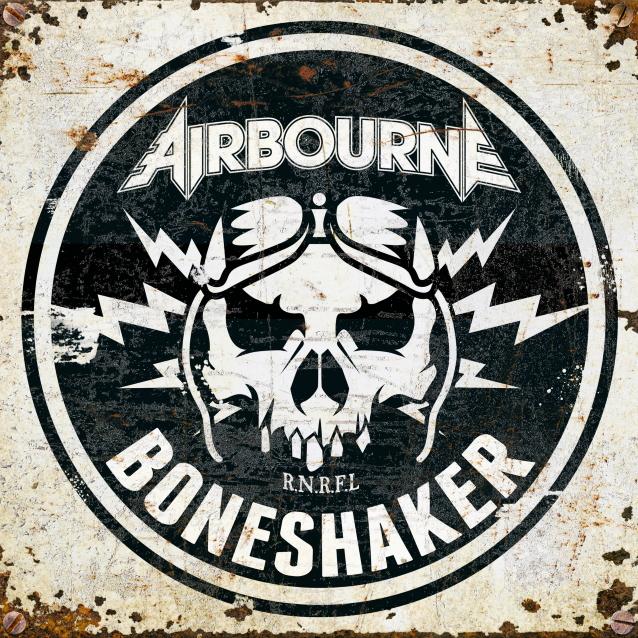 AIRBOURNE dévoile la nouvelle chanson «Backseat Boogie»