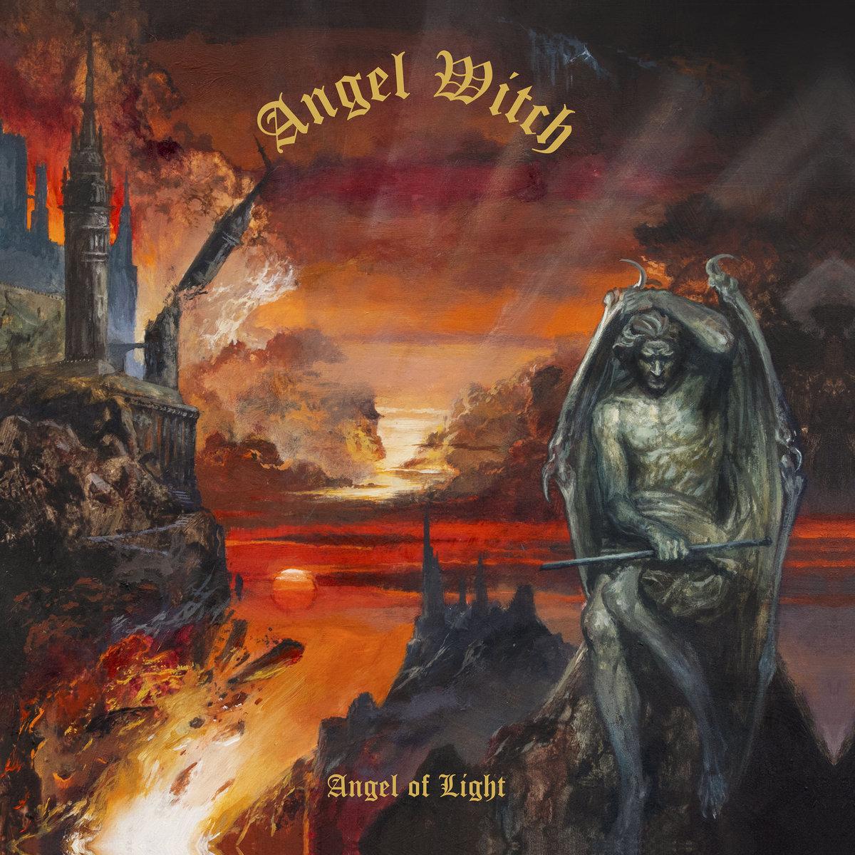 ANGEL WITCH dévoile la nouvelle chanson «Condemned»