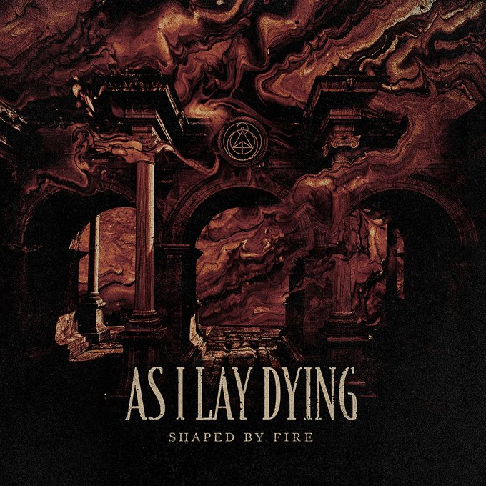 AS I LAY DYING : les détails  du nouvel album Shaped By Fire ; clip vidéo de la chanson « Shaped By Fire »
