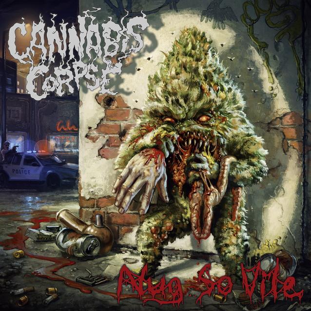 CANNABIS CORPSE dévoile le clip vidéo de la chanson «Dawn of Weed Possession»