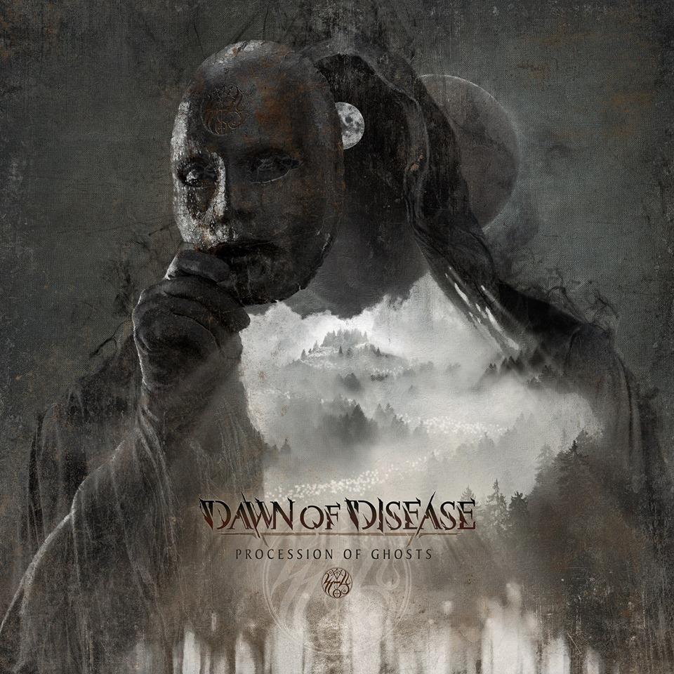 DAWN OF DISEASE : les détails du nouvel album Procession Of Ghosts ; clip vidéo de la chanson éponyme