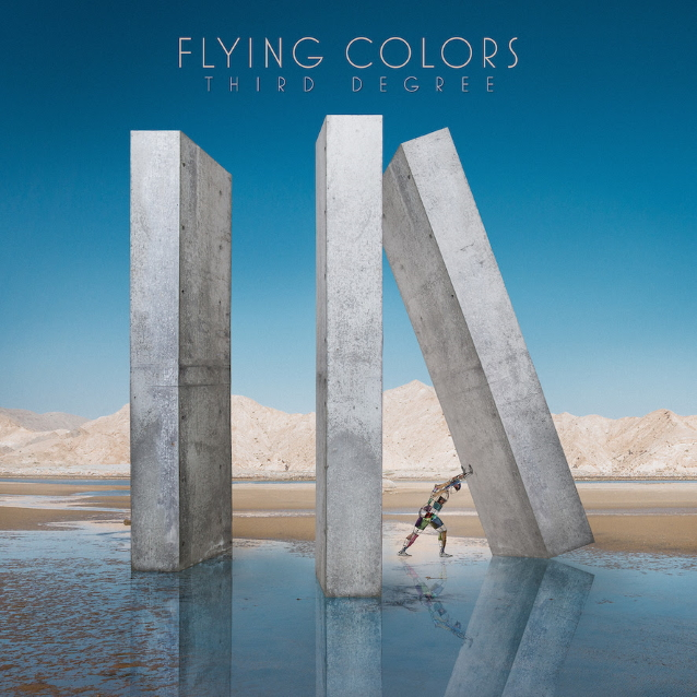 FLYING COLORS (avec Steve Morse et Mike Portnoy) dévoile le clip vidéo de la chanson «More»