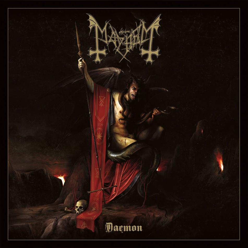 MAYHEM : les détails du nouvel album Daemon