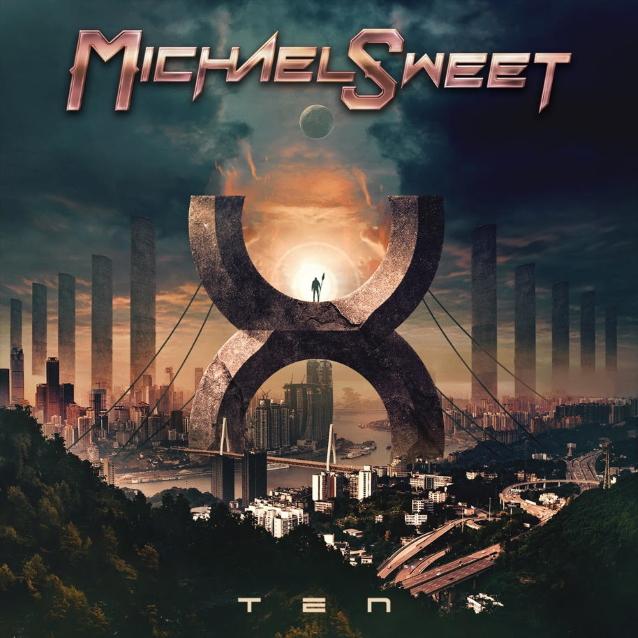 Michael Sweet (STRYPER) dévoile la lyric-vidéo de la chanson «Better Part Of Me» avec Jeff Loomis (ARCH ENEMY)