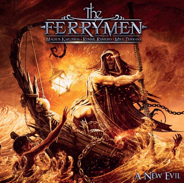 THE FERRYMEN : les détails du nouvel album A New Evil