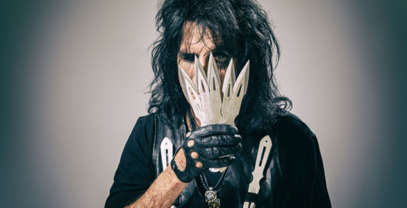 INTERVIEW AVEC ALICE COOPER