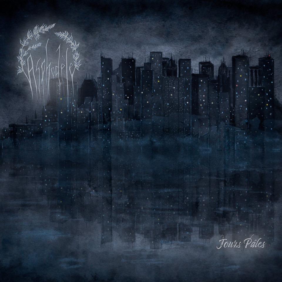 ASPHODÈLE dévoile l'artwork de son premier album Jours Pâles