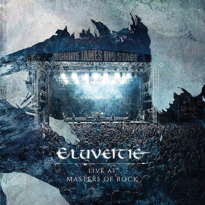 ELUVEITIE : les détails du nouvel album live Live At Masters Of Rock