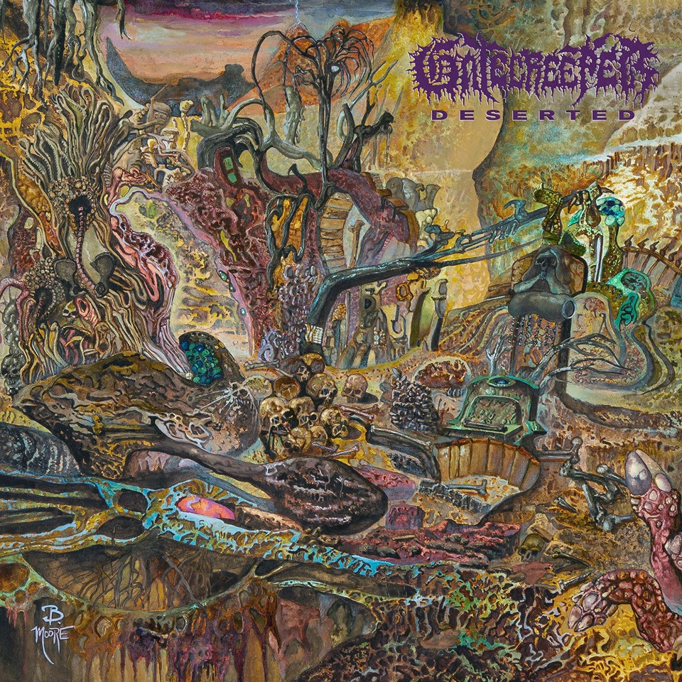 GATECREEPER : le nouvel album Deserted en écoute intégrale