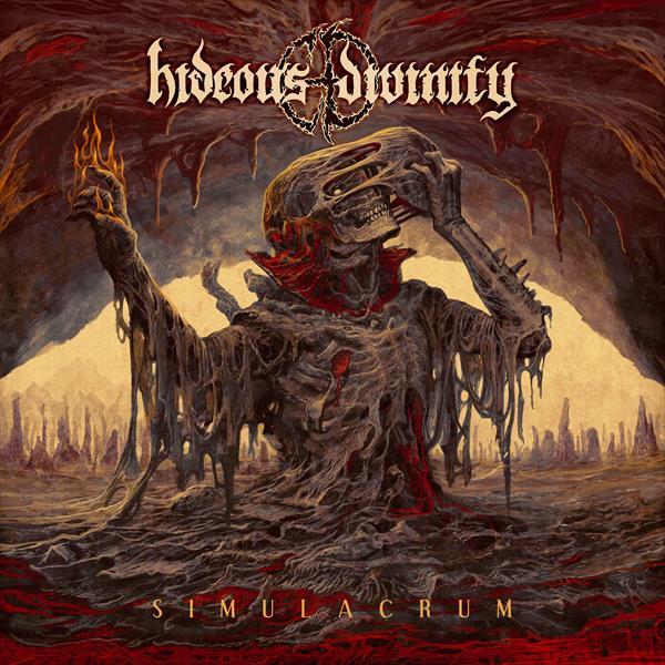 HIDEOUS DIVINITY dévoile la lyric vidéo de la chanson «The Deaden Room»