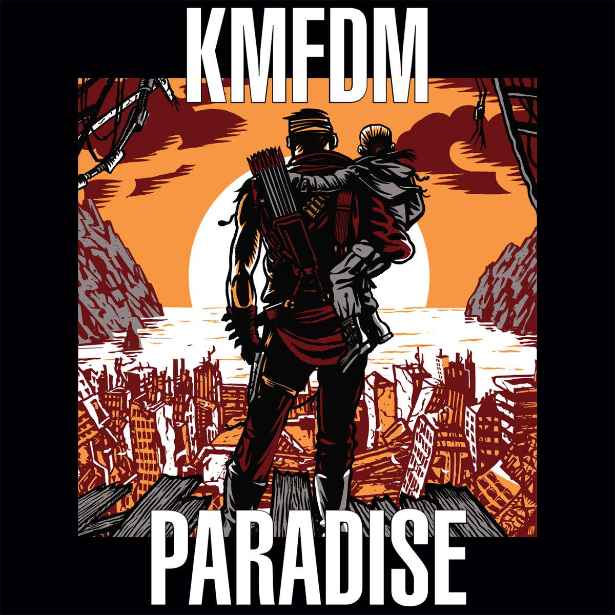 KMFDM : les détails du nouvel album Paradise ; clip vidéo de la chanson «Paradise» en ligne