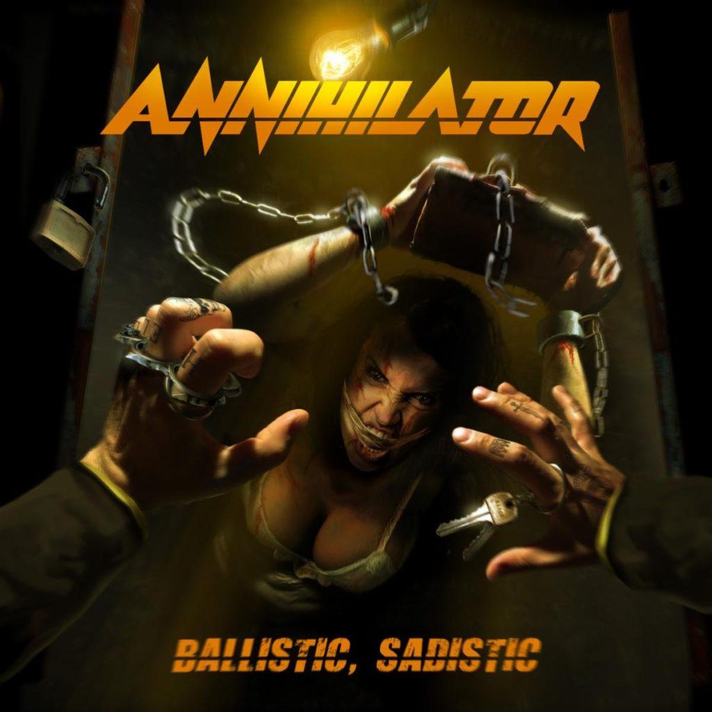 ANNIHILATOR : les détails du nouvel album Ballistic, Sadistic ; lyric vidéo de la chanson «I Am Warfare»