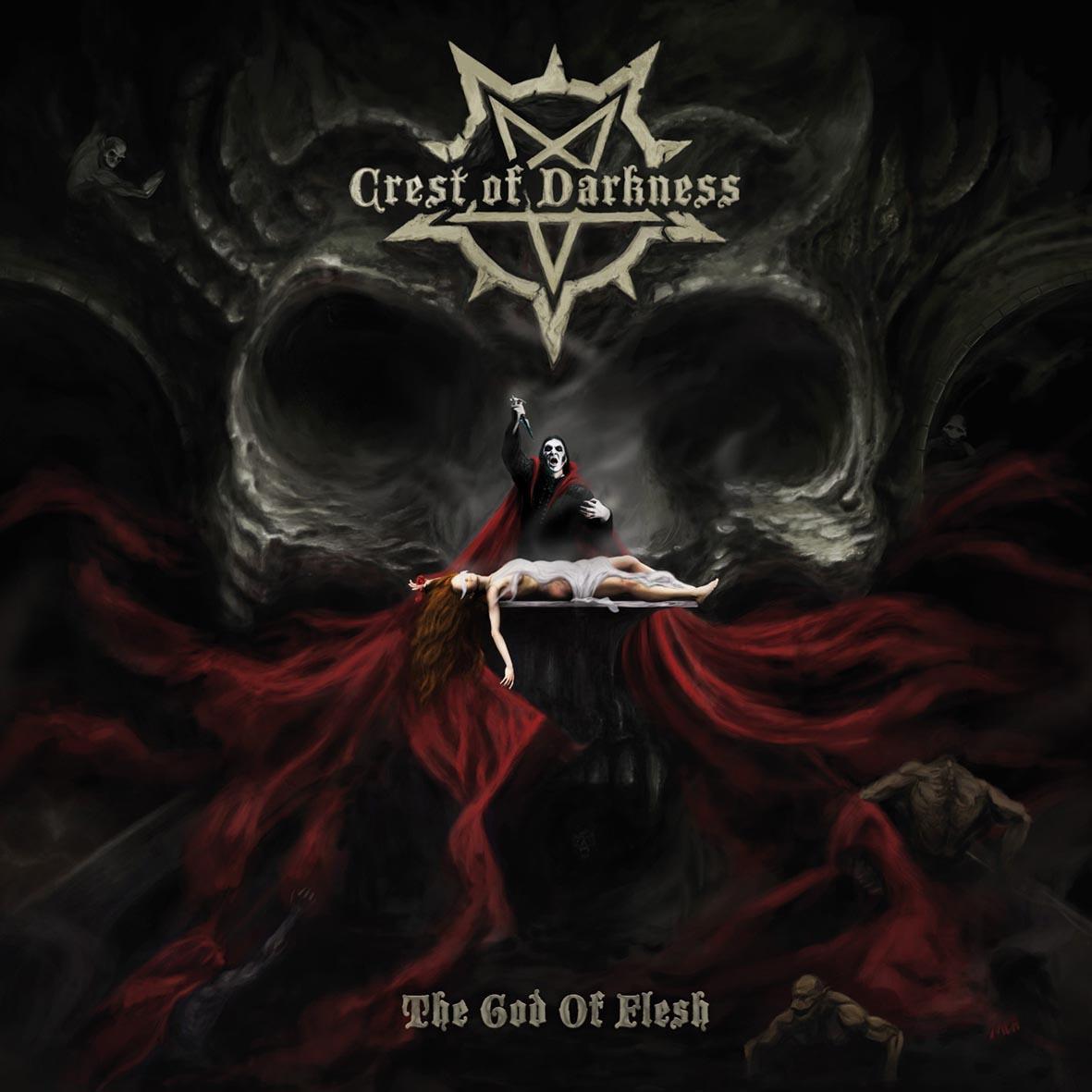 CREST OF DARKNESS dévoile la nouvelle chanson «The Child With No Head»