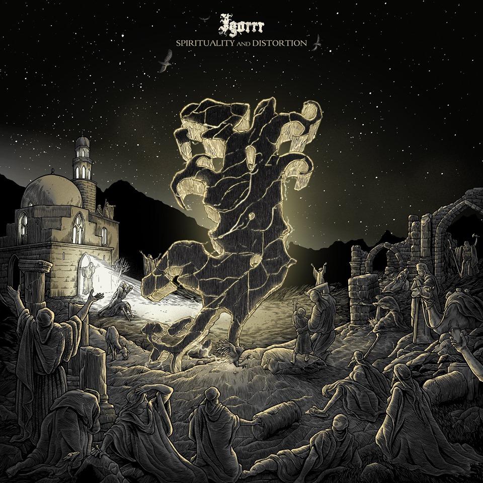 IGORRR : les détails du nouvel album Spirituality And Distortion ; clip vidéo de la chanson «Very Noise» dévoilé
