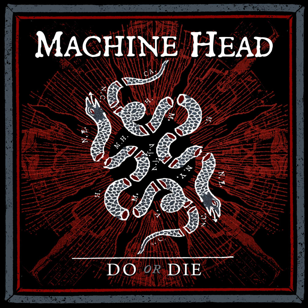 MACHINE HEAD dévoile le clip vidéo du nouveau single «Do Or Die»