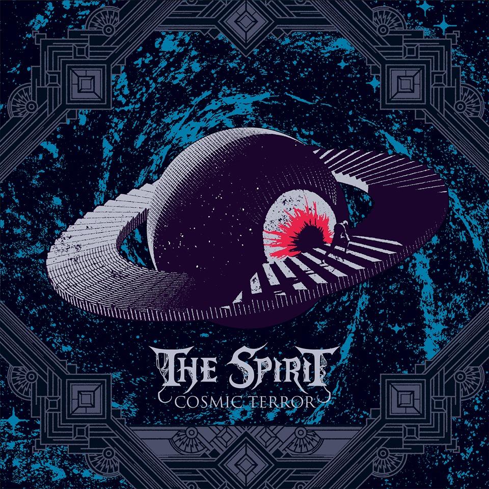 THE SPIRIT : le nouvel album Cosmic Terror en écoute intégrale