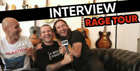 NO ONE IS INNOCENT, TAGADA JONES & ULTRA VOMIT : L\'INTERVIEW VIDÉO CROISÉE