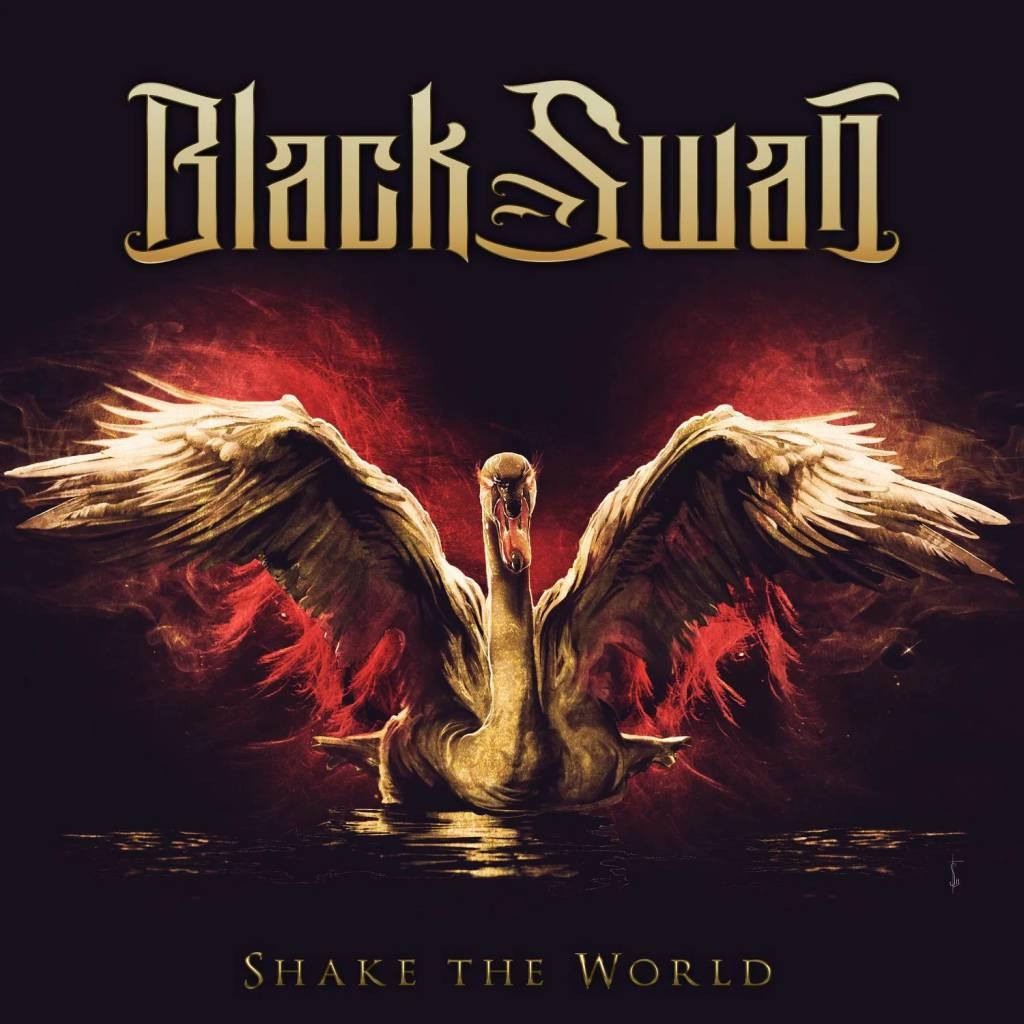 BLACK SWAN (avec des membres de WHITESNAKE, FOREIGNER,…) : les détails du premier album Shake The World ; chanson éponyme dévoilée
