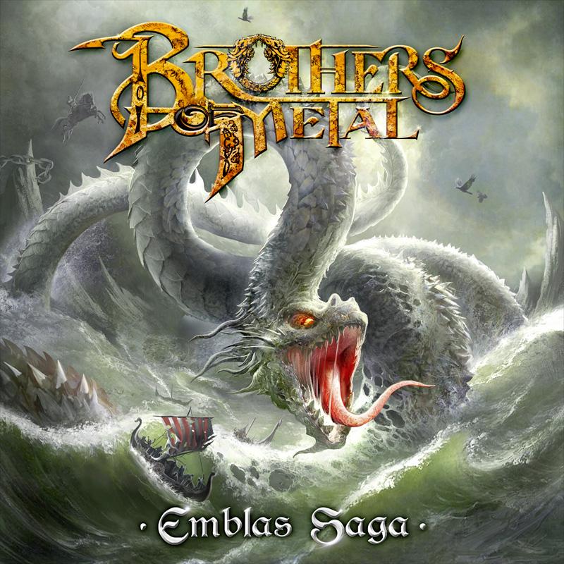 BROTHERS OF METAL dévoile le clip vidéo de la nouvelle chanson «One»