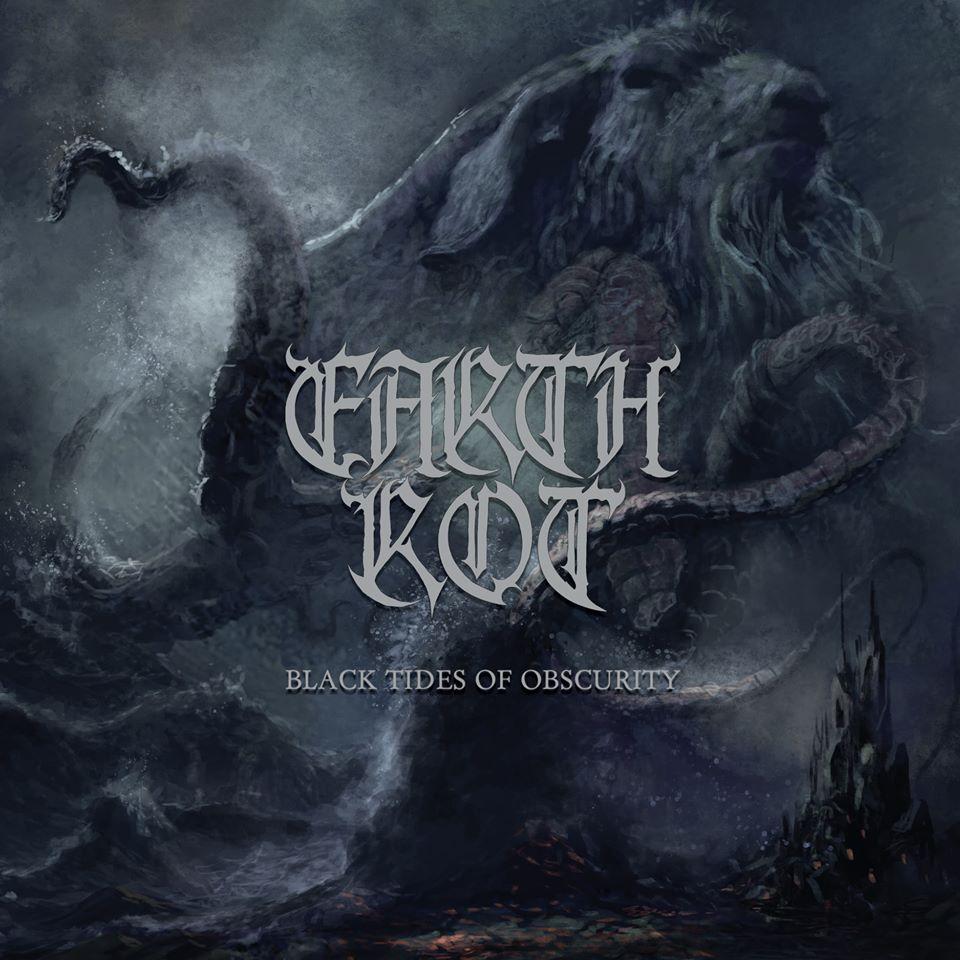 EARTH ROT : les détails du nouvel album Black Tides Of Obscurity