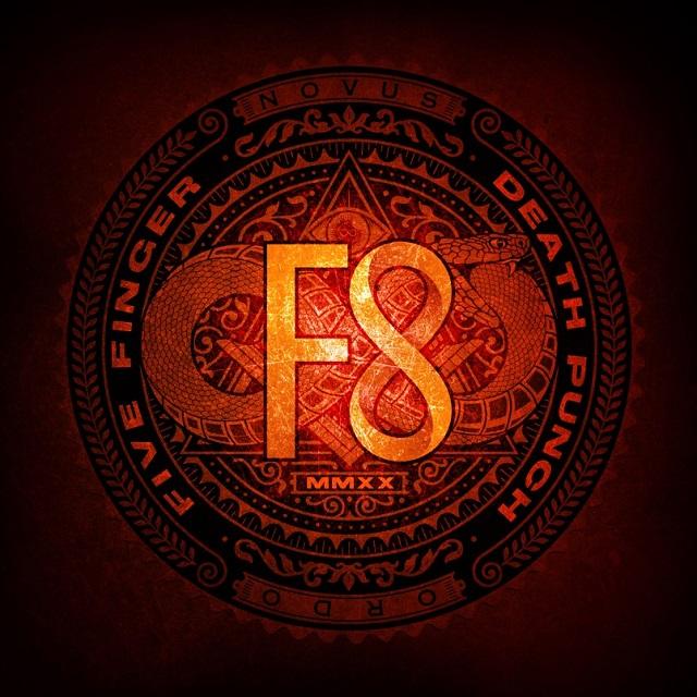 FIVE FINGER DEATH PUNCH dévoile la lyric vidéo de la chanson «Living The Dream»