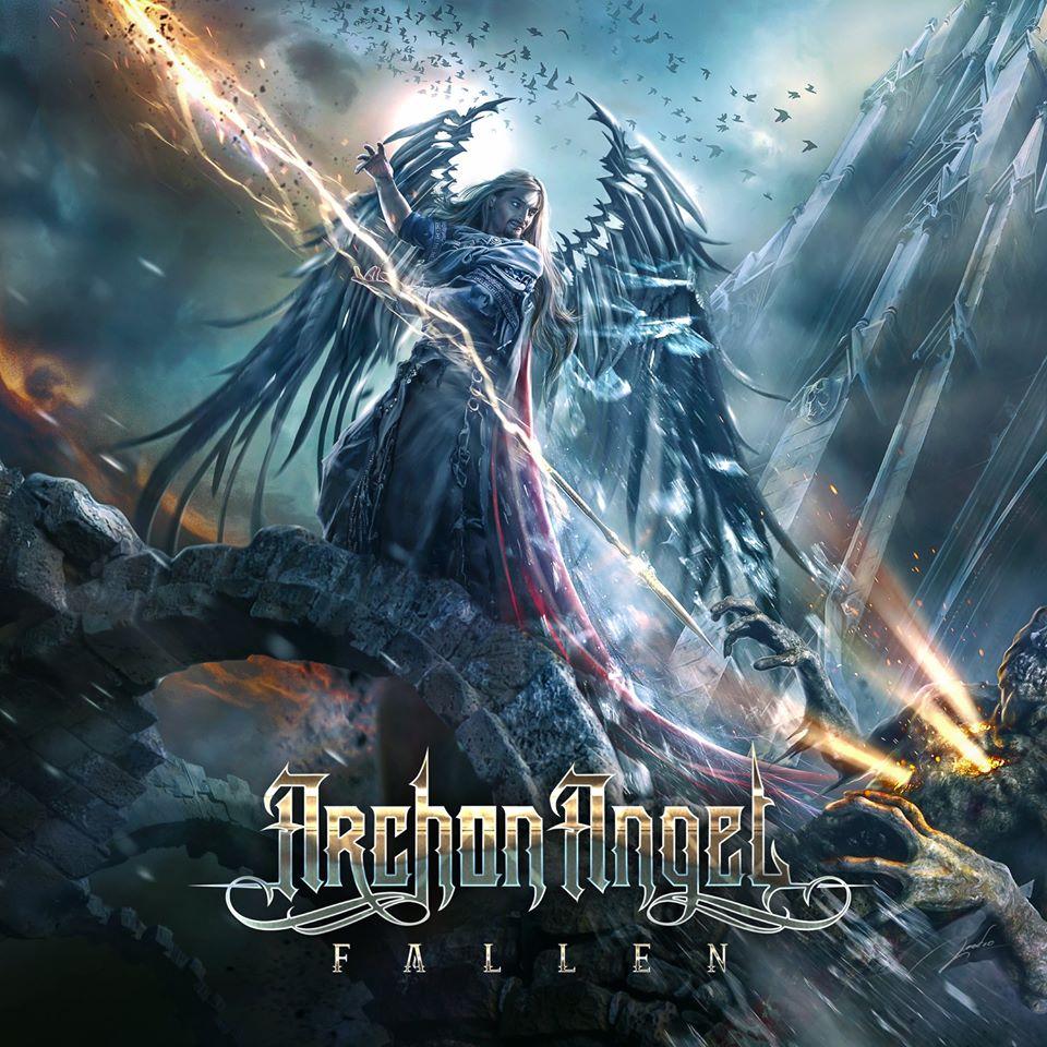 ARCHON ANGEL (avec Zak Stevens, ex-SAVATAGE) : les détails du premier album Fallen ; clip de la chanson éponyme dévoilé
