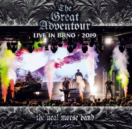 THE NEAL MORSE BAND : les détails du nouvel album live The Great Adventour – Live in Brno 2019