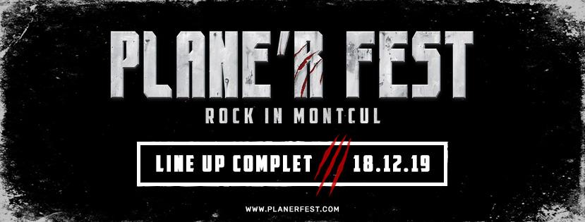 La programmation complète du Plane'R Fest 2020 annoncée le 18 décembre