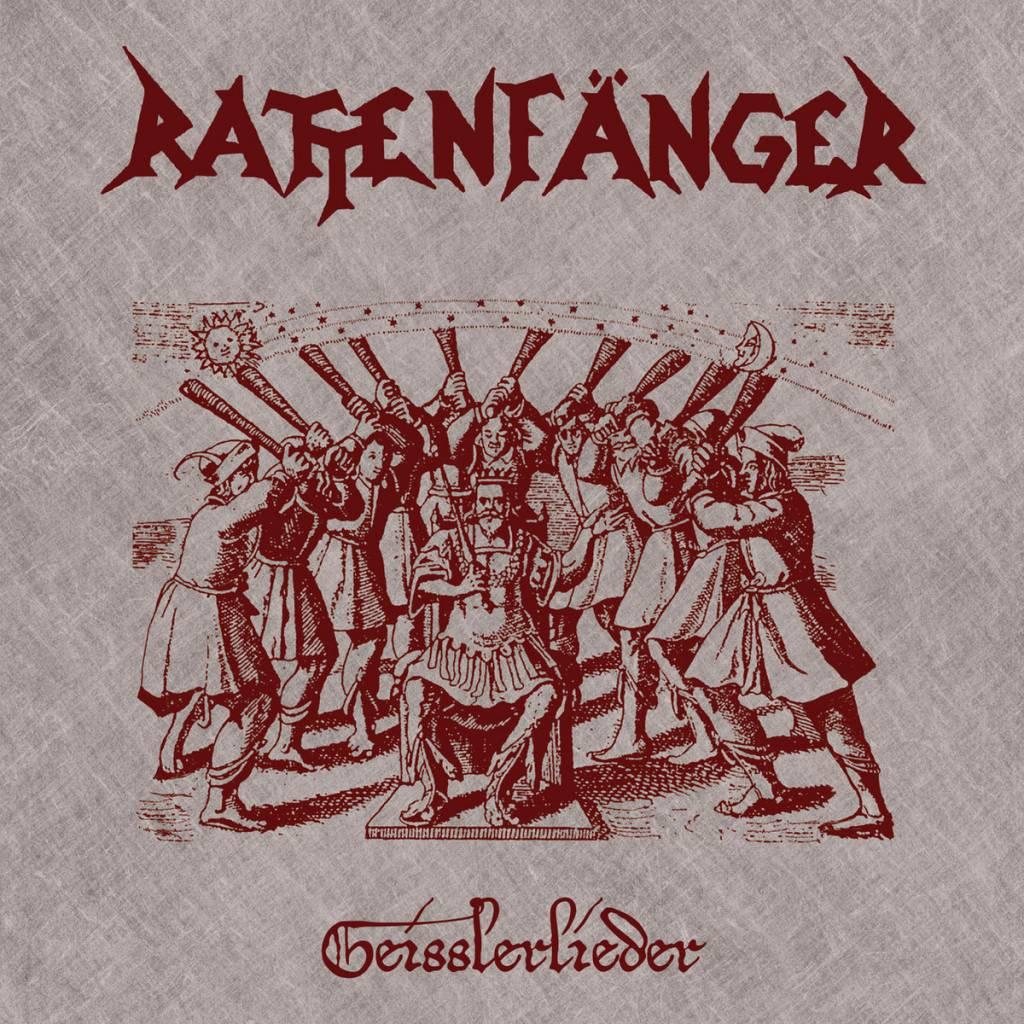 RATTENFÄNGER (avec des membres de DRUDKH) : le nouvel album Geisslerlieder en écoute intégrale