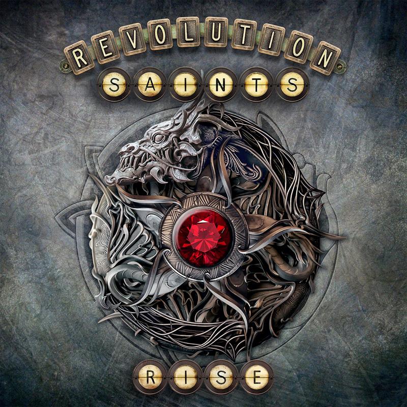REVOLUTION SAINTS dévoile le clip vidéo de la chanson «Price To Pay»
