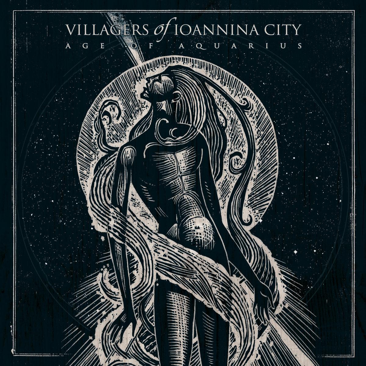 VILLAGERS OF IOANNINA CITY dévoile la lyric vidéo de la chanson «Age of Aquarius»