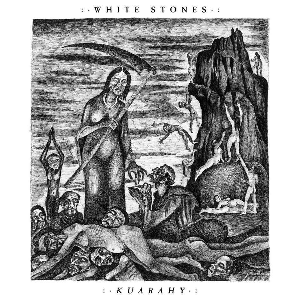 WHITE STONES (avec Martin Mendez d'OPETH) dévoile le clip vidéo de la nouvelle chanson «Worms»