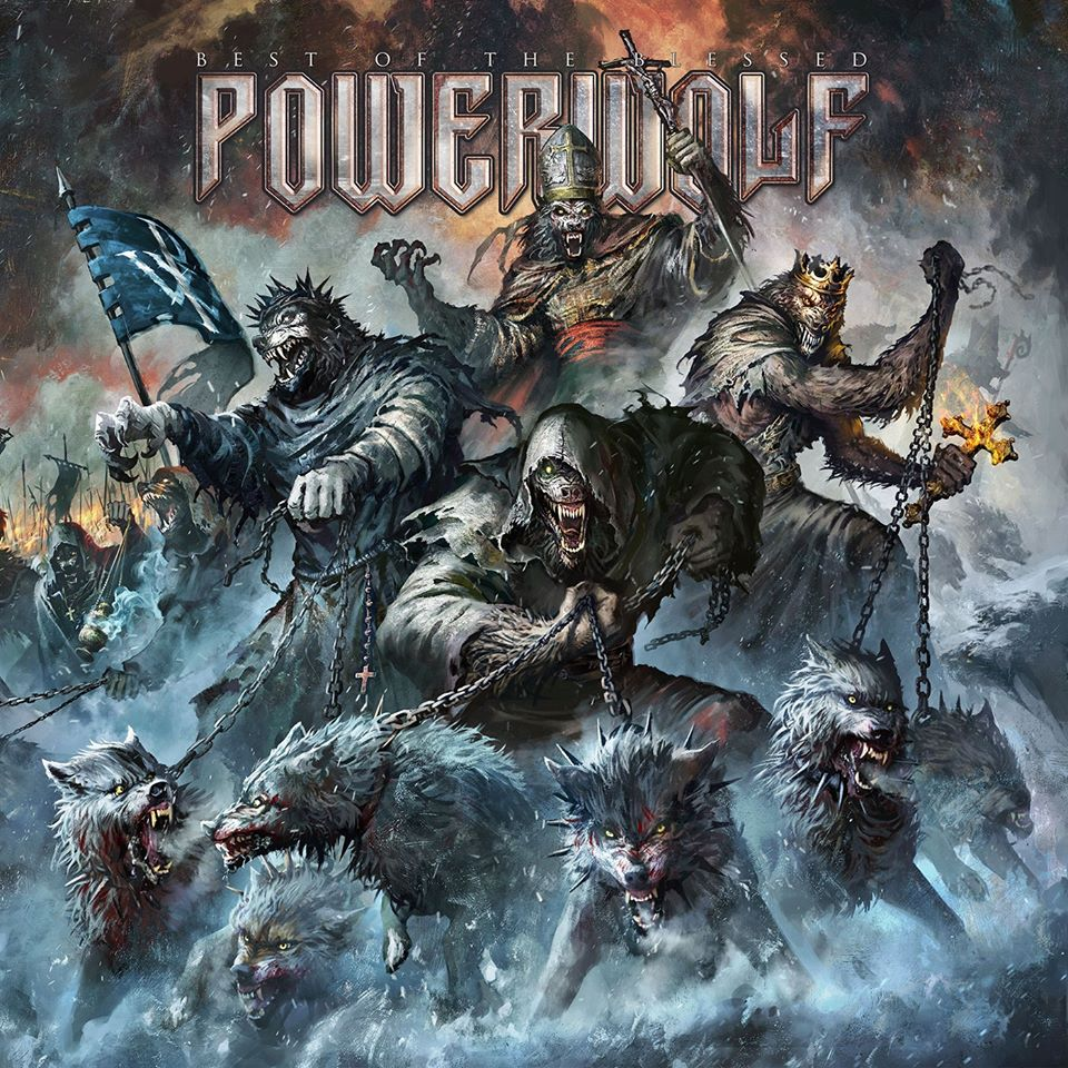 POWERWOLF dévoile la lyric vidéo de la nouvelle version de la chanson « Resurrection By Erection »