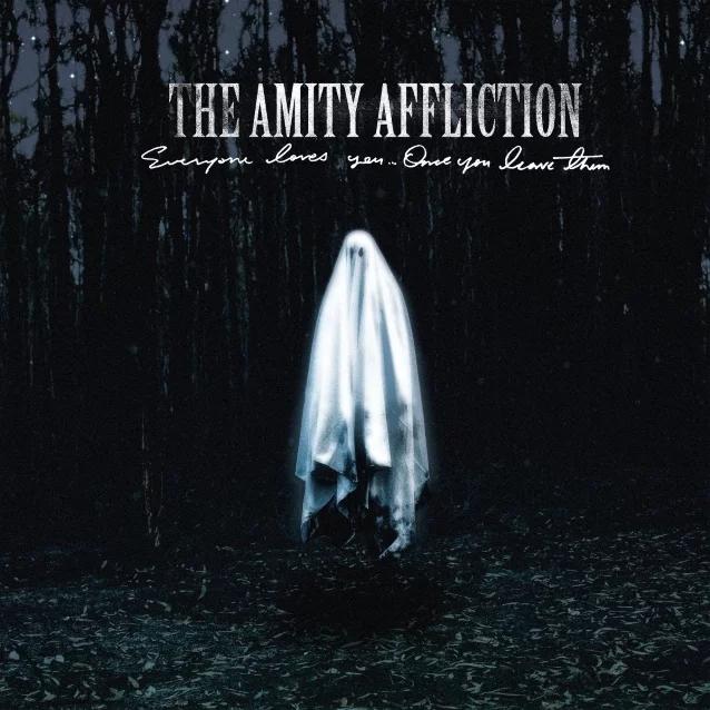 THE AMITY AFFLICTION : les détails du nouvel album Everyone Loves You… Once You Leave Them ; clip vidéo de la chanson «Soak Me In Bleach» dévoilé