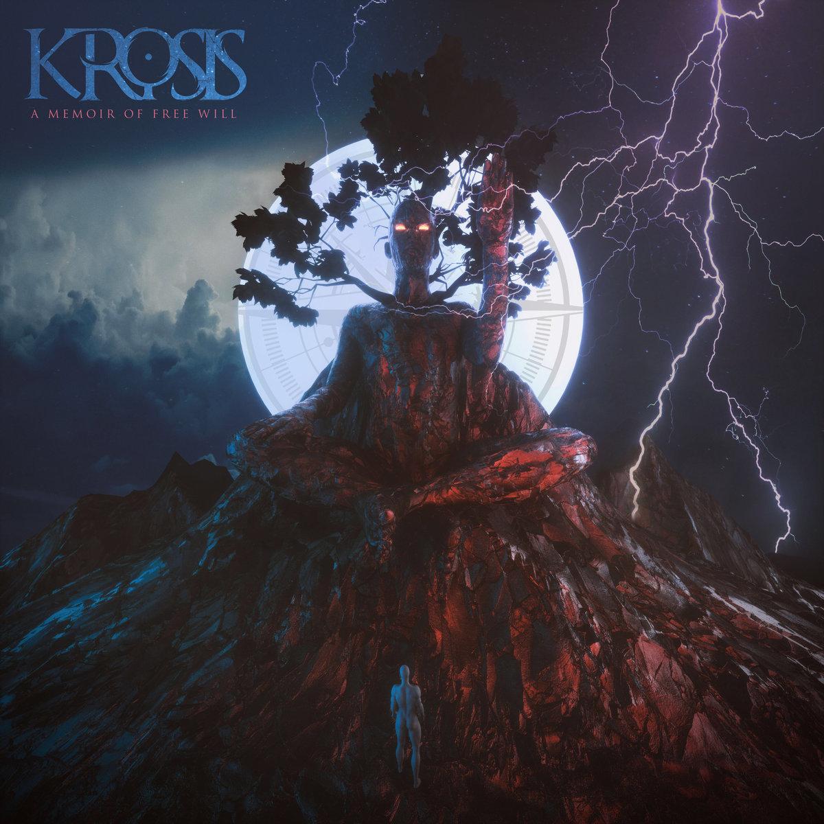 KROSIS : les détails du nouvel album A Memoir of Free Will ; lyric vidéo de la chanson «Battles Are Won Within»
