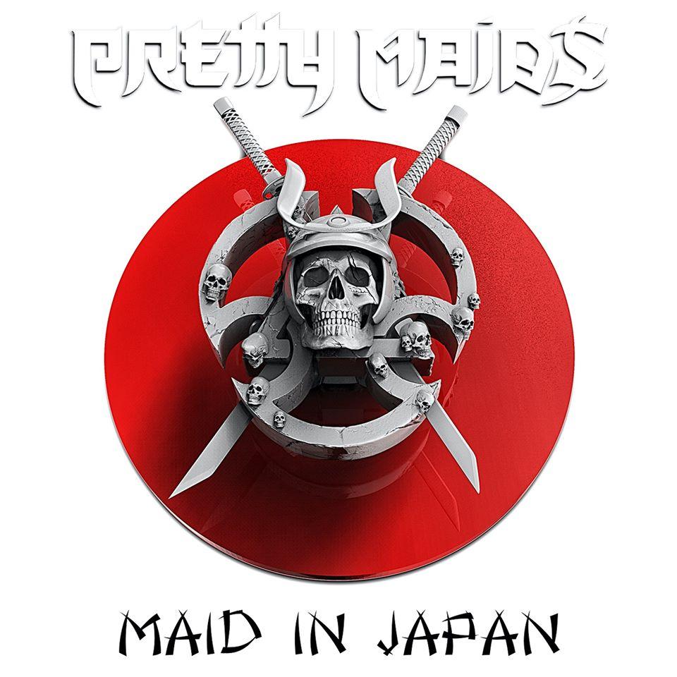 PRETTY MAIDS dévoile la vidéo live de «Sin-Decade»
