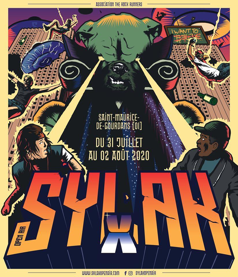 TRUST annoncé au Sylak Open Air 2020