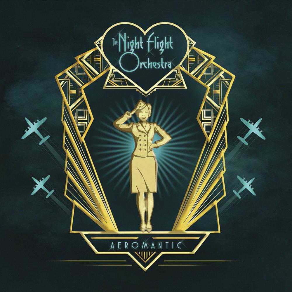 THE NIGHT FLIGHT ORCHESTRA dévoile le clip vidéo de sa chanson de Noël «Paper Moon»